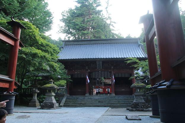 冨士浅間神社 D4999