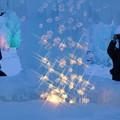 支笏湖氷とう祭り  2
