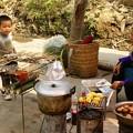 Photos: 布依族の母子