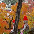 Photos: 赤い帽子の地蔵さん