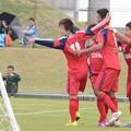 20141108 地域決勝グループC クラブ・ドラゴンズ 1-0 サウルコス福井