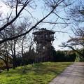 ヤビツ峠の展望台