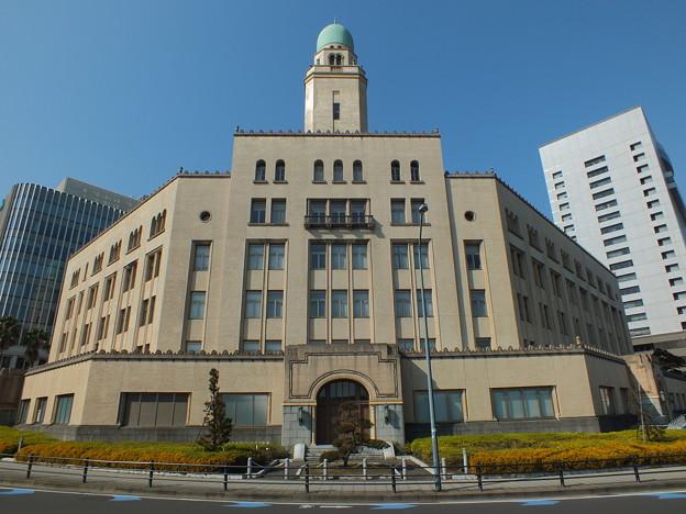 横浜三塔(クイーンの塔)