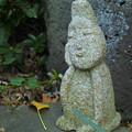 写真: 小さな石仏様
