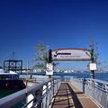 写真: 猿島桟橋2