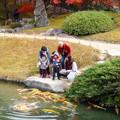 岡山後楽園の紅葉 NO.10