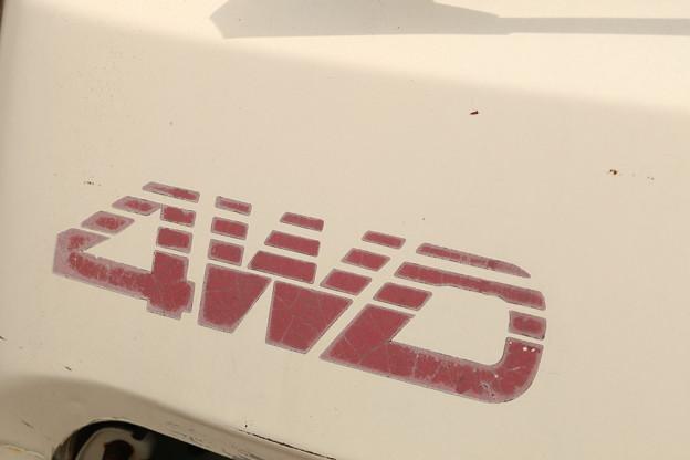 サンバー4WD