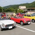 写真: ホンダの旧車たち