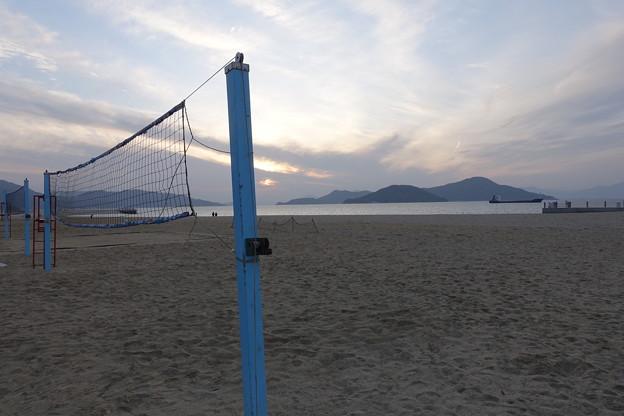 写真: beachvolleyball