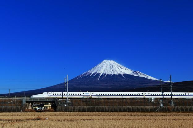 Photos: 18日の富士山