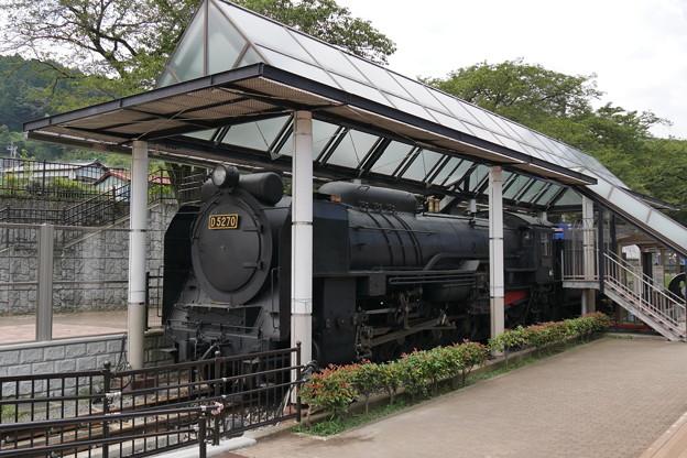 山北駅のD52