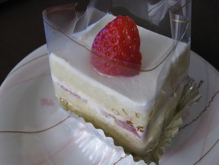 果糖ショートケーキ