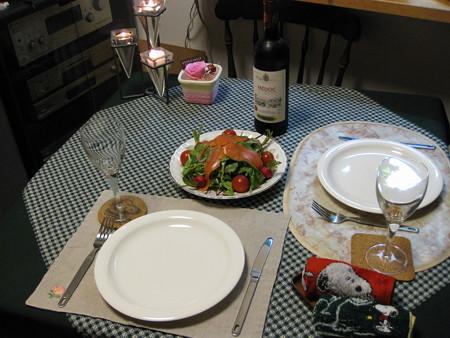 クリスマスディナー オードブル