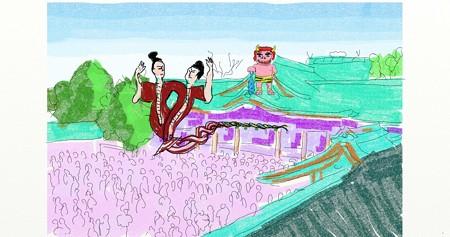 寒川蛇神社.