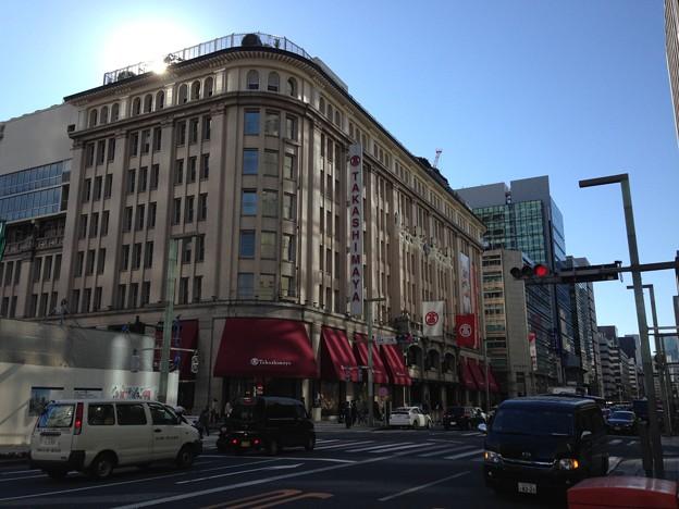 日本橋高島屋(中央区。中央通)