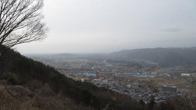 富士見城(小諸市営 飯綱山公園)