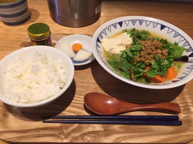 ごちとん(野菜を食べるごちそうとん汁)(代々木)