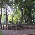 石神井城(練馬区。都立石神井公園)殿塚