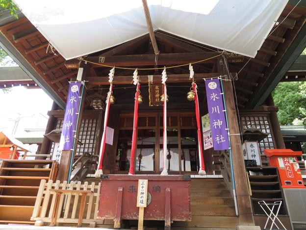 幡ヶ谷氷川神社(渋谷区本町)