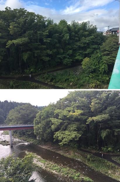 秋川/来住野氏城館(あきる野市)