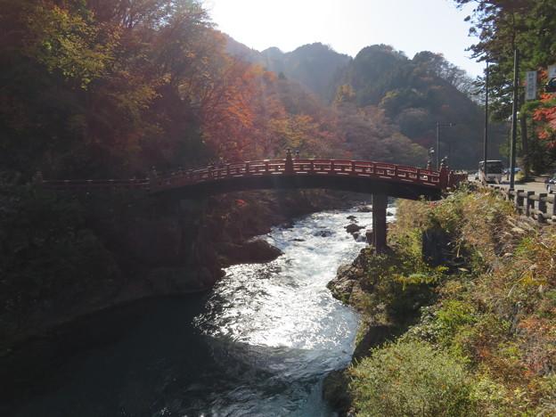 二荒山神社(日光市)神橋