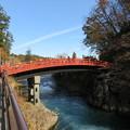 写真: 二荒山神社(日光市)神橋