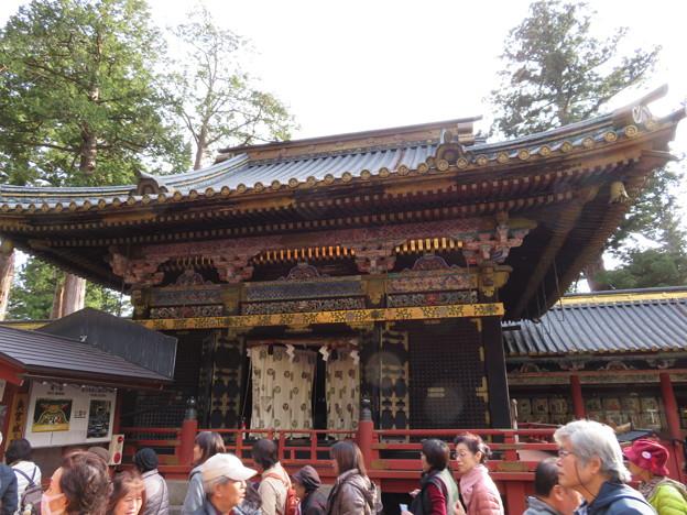 日光東照宮(栃木県)神楽殿