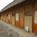小幡陣屋・楽山園(甘楽町小幡)壱九間長屋