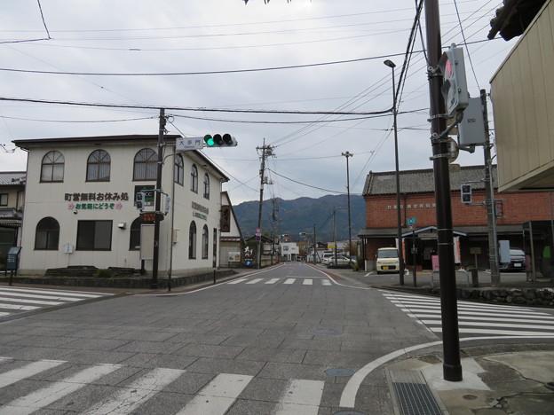 小幡陣屋・楽山園(甘楽町小幡)大手門南向き