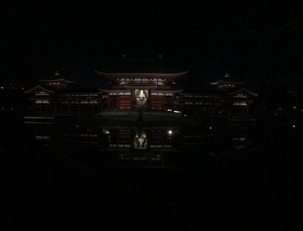 17.12.03.朝日山平等院鳳凰堂(宇治市)