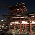 写真: 17.12.03.朝日山平等院鳳凰堂(宇治市)