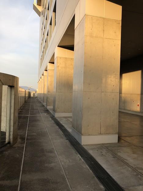 京都駅南遊歩道