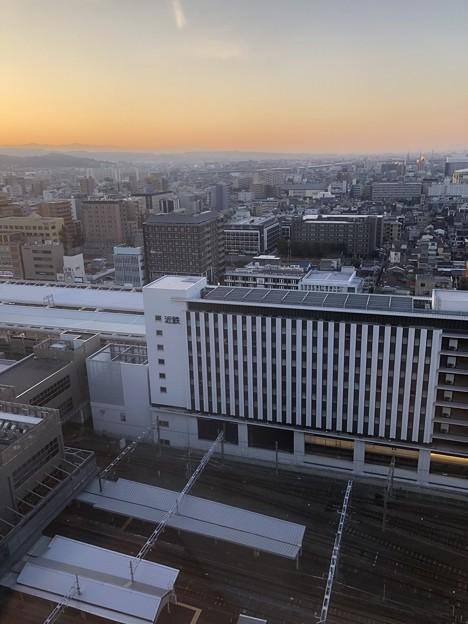 京都駅大空広場・葉っぴいてらす