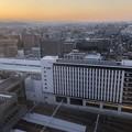 Photos: 京都駅大空広場・葉っぴいてらす