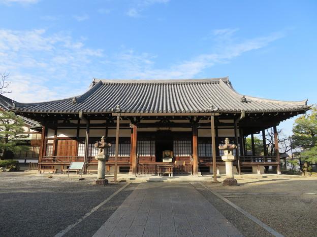 朝日山平等院(宇治市)浄土院