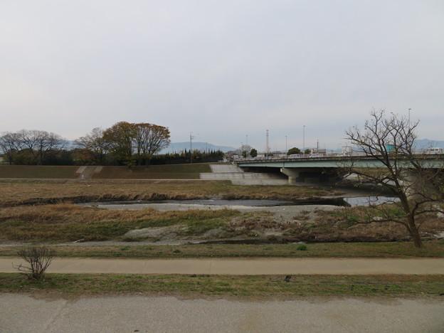 鳥羽・伏見合戦古戦場(伏見区)往時小枝橋架橋位置