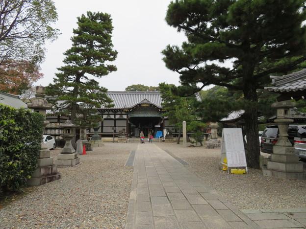御香宮神社(伏見区)拝殿