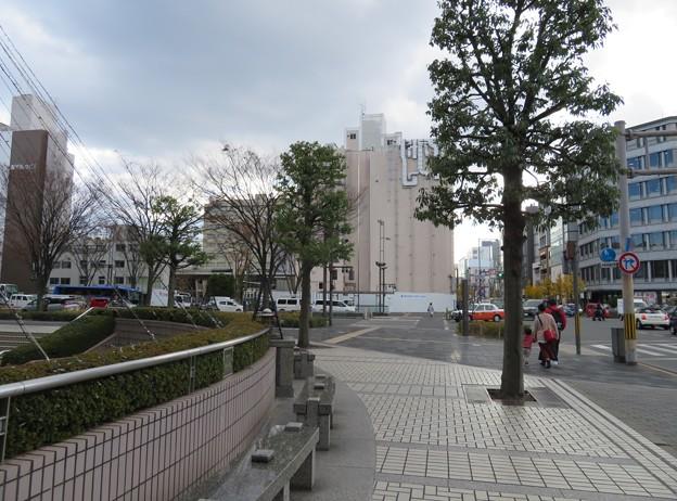 長州藩邸より(中京区)加賀前田屋敷