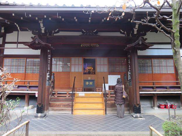 瑞泉寺(中京区)本堂