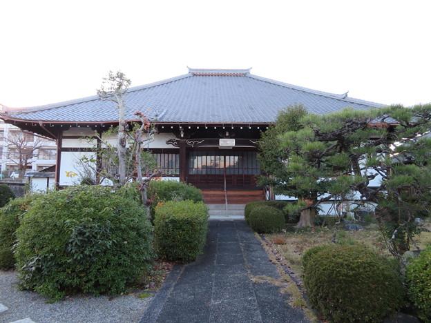 縁心寺(大津市)本堂