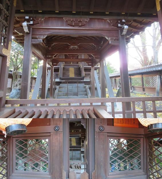 膳所神社(大津市)本殿