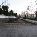膳所城跡公園(大津市営)模擬水堀