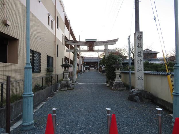篠津神社(大津市)