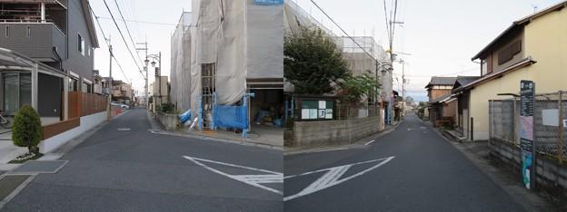 膳所城/旧東海道(大津市)