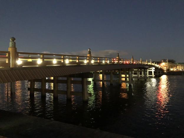 瀬田の唐橋(大津市)
