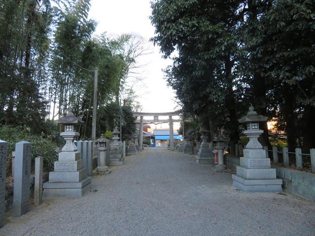鞭嵜八幡宮(草津市)