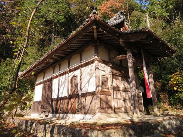 桑實寺(近江八幡市)大師堂