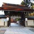 多賀大社(犬上郡多賀町)神門