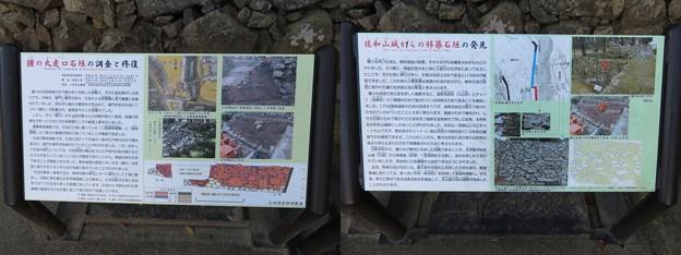 彦根城(彦根市)虎口・御多聞櫓