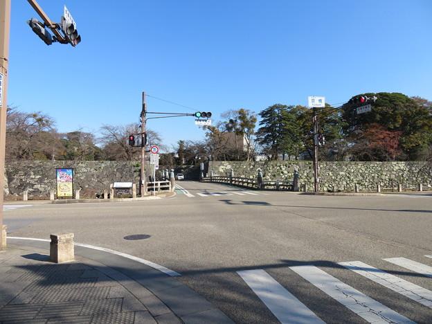彦根城(彦根市)京橋口